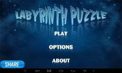 Kids Labyrinth Puzzles screenshot 1/4