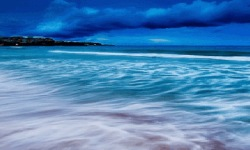 Blue Seashore Live Wallpaper screenshot 2/3