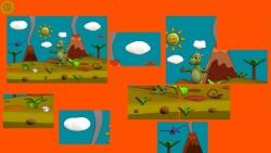 Cartoon Dinosaur Puzzle screenshot 3/4