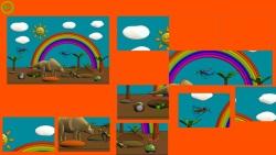 Cartoon Dinosaur Puzzle screenshot 4/4