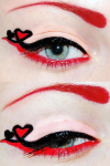 Makeup for Valentines Day screenshot 2/5