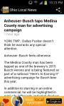 Ohio Local News screenshot 2/3