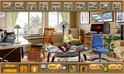 Free Hidden Object Game - Office Hunt screenshot 3/4