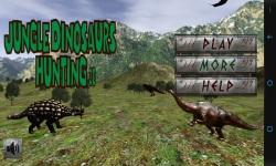 Jungle Dinosaurs Hunting screenshot 1/5