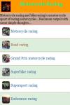 Motorcycle Sport Racing  screenshot 4/5
