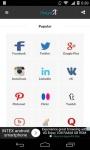 SocioX - All in one Social screenshot 2/4