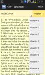 NIV Holy Bible screenshot 1/6