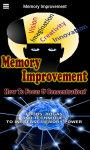 Memory Improvement screenshot 1/4