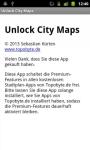 Unlock City Maps emergent screenshot 1/4