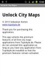 Unlock City Maps emergent screenshot 4/4