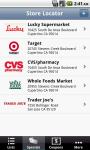 Grocery Pal - In Store Savings screenshot 2/6