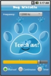 Dog Whistle Lite screenshot 1/1
