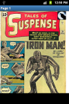 Ironman First Comic screenshot 1/4
