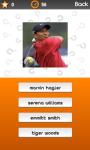 Greatest American Athletes Logo Quiz screenshot 1/6