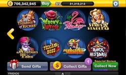 Slotomania - slot machines screenshot 1/4