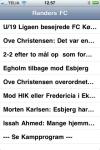 Randers FC screenshot 1/1