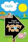 Toddler Activity Farm Lite screenshot 1/1