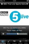 Reciva iRadio screenshot 1/1