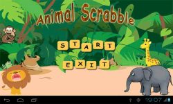 Animals Scrabble screenshot 1/3