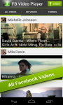 FB Video Player Free screenshot 1/3