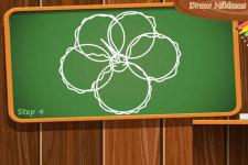 How to Draw Beautiful Flowers screenshot 1/3
