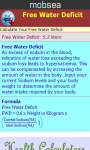 Free Water Deficit calculator screenshot 3/3