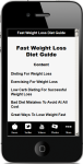Fast Weight Loss Diets screenshot 4/4