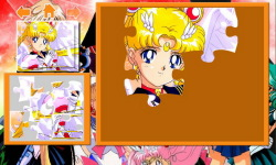 Sailor moon Puzzle screenshot 5/5