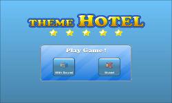 My Theme Hotel screenshot 1/3