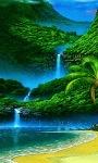 Green Nature Live Wallpaper screenshot 1/3
