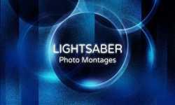 Star Wars Lightsaber - Photo montages screenshot 1/6