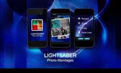 Star Wars Lightsaber - Photo montages screenshot 2/6