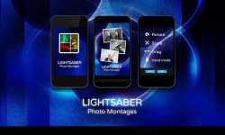 Star Wars Lightsaber - Photo montages screenshot 6/6