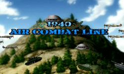 Air Combat 1940 shoot screenshot 1/3