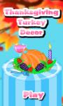 Thanksgiving Turkey Decor screenshot 1/4