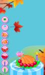 Thanksgiving Turkey Decor screenshot 3/4