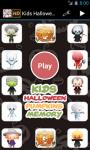 Kids Halloween Pumpkins Memory screenshot 1/4