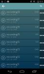 Voice Recorder Korrisoft screenshot 3/6