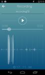 Voice Recorder Korrisoft screenshot 4/6