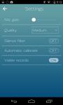 Voice Recorder Korrisoft screenshot 5/6