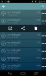 Voice Recorder Korrisoft screenshot 6/6