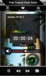 Free Tropical Music Radio screenshot 3/6