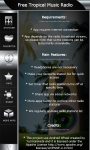 Free Tropical Music Radio screenshot 6/6