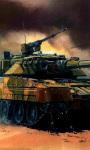 Tank Painting Live Wallpaper screenshot 1/4