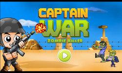 Captain War :  Zombie Killer screenshot 1/6