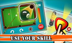 3D Pool:8 Ball Snooker screenshot 2/5