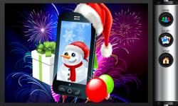 Funny Christmas Photo Frames Free screenshot 5/6