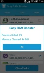RAM Booster Easy screenshot 5/5
