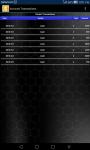 Accounts Tracker screenshot 5/6