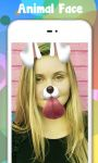 Snap Sticker and Doggy Face Changer screenshot 1/6